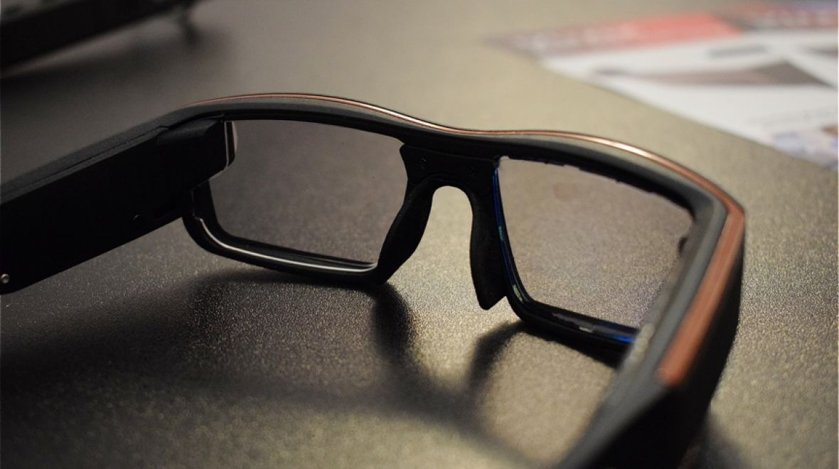 BlackBerry makes its first wearable play with AR smartglasses