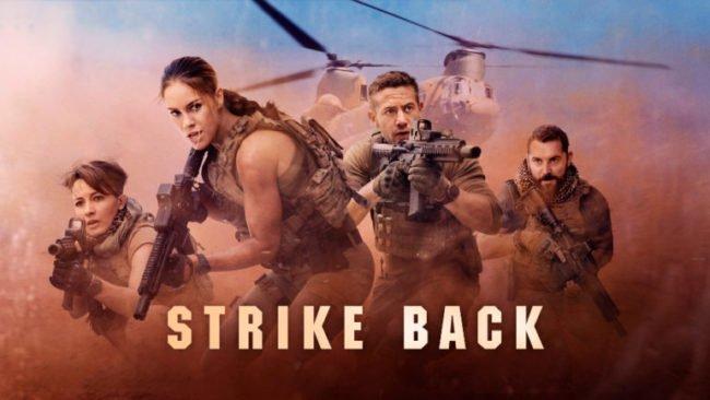 Strike Back saison 6 : la nouvelle équipe débarque dès octobre