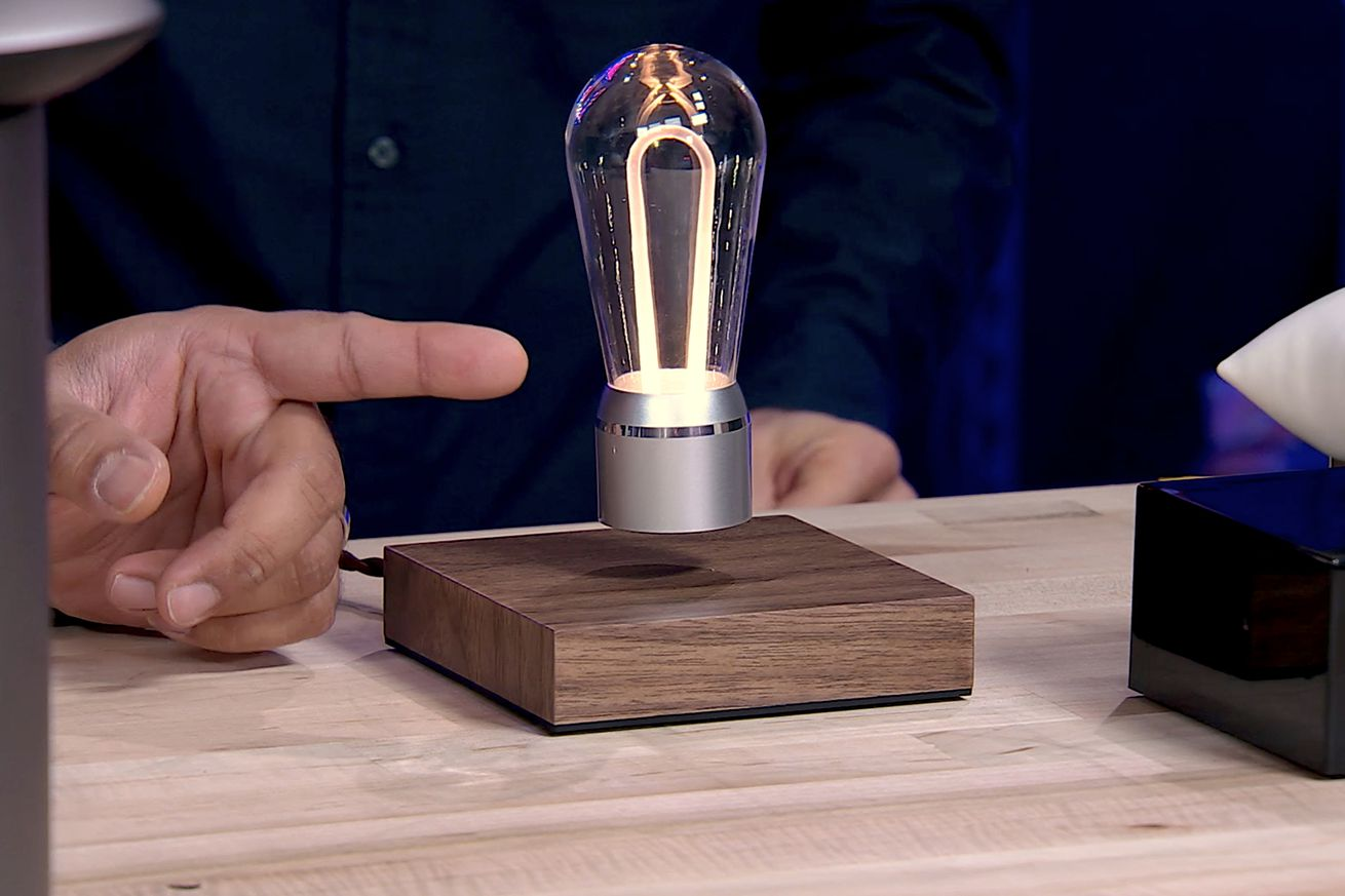 Levitating gadgets will disappoint you