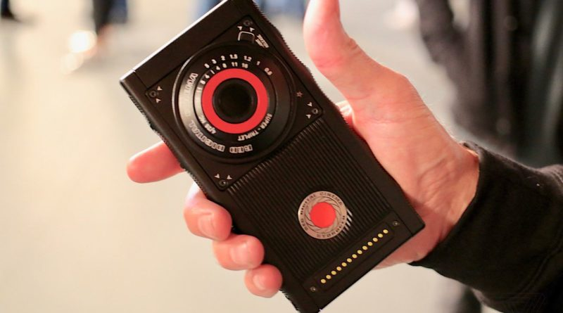 Hands-on with the RED Hydrogen One, a wildly ambitious smartphone