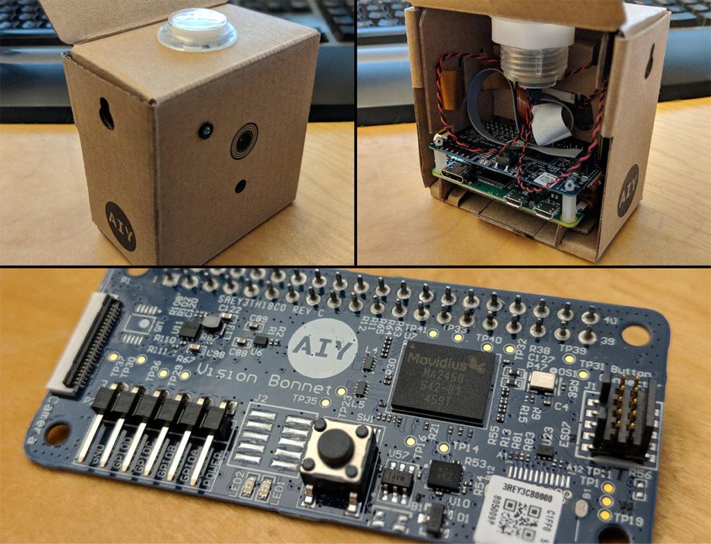 AIY : embarquer la vision par ordinateur !