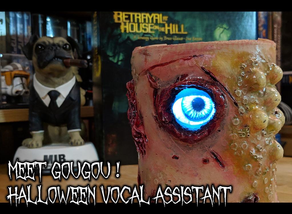 Halloween Vocal Assistant