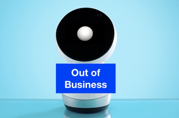 Jibo Shuts Down, Selling Off Robot Parts