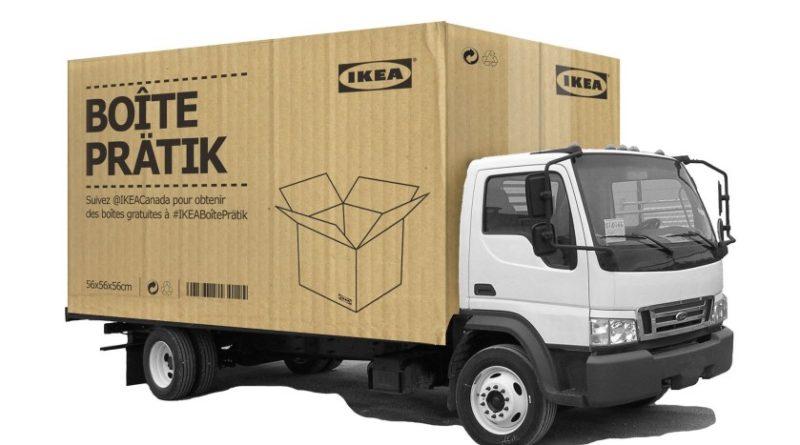 Livraison IKEA : une catastrophe