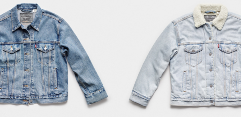 Google brings its Jacquard wearables tech to Levi's Trucker Jacket