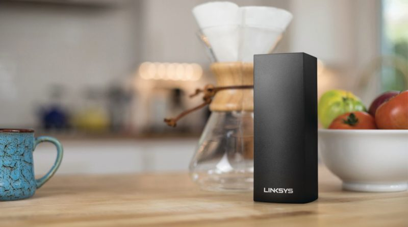 Linksys' mesh routers can now detect motion using Wi-Fi