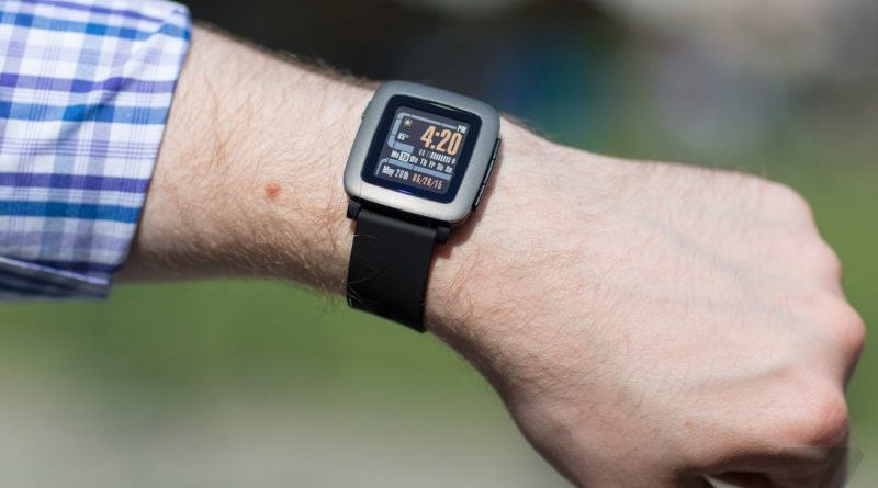 How Pebble smartwatches are getting a second life