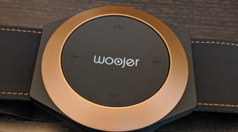Woojer retour Haptic audio
