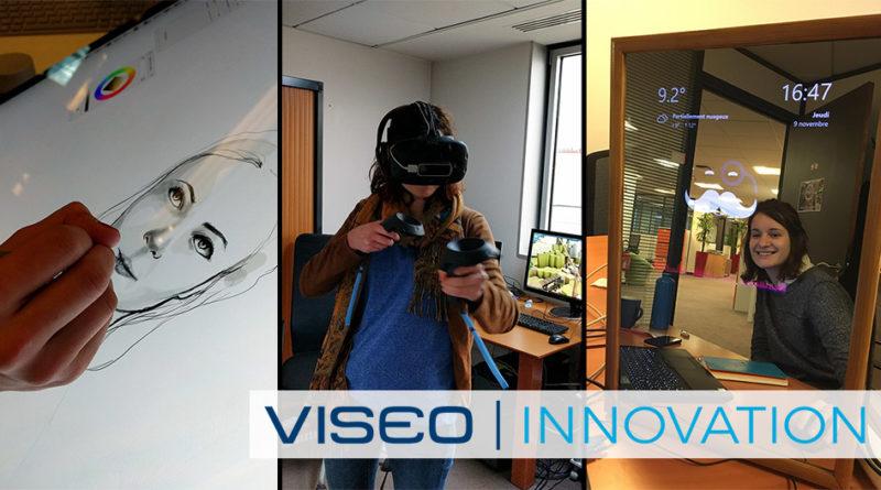 Stage VISEO Innovation 2018