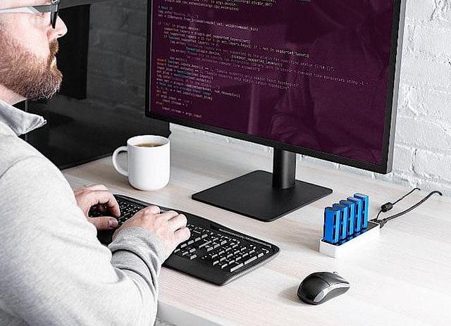 Intel annonce le Neural Compute Stick 2