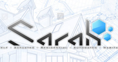 SARAH v5: La maison connectée