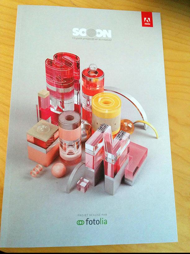 Sooon: Livre connecté sur le Futur du Designer