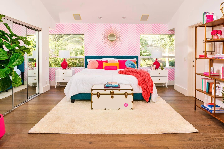 Vous pouvez louer la maison de Barbie sur Airbnb