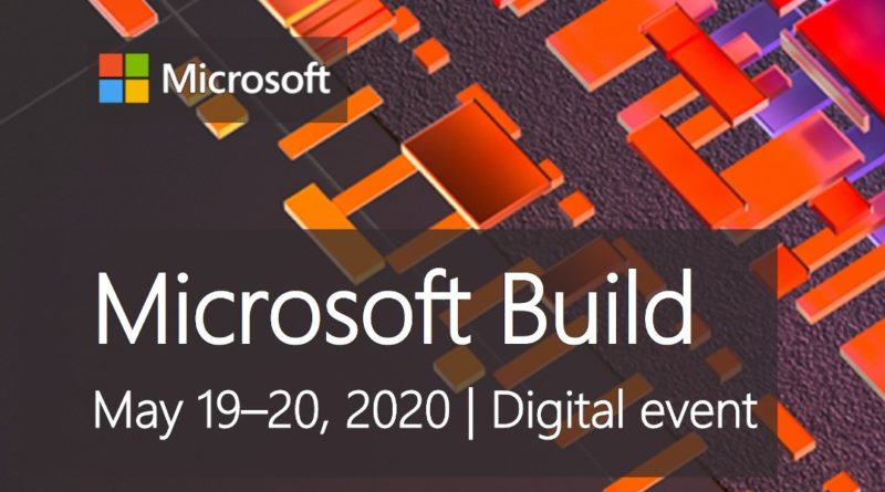 Microsoft BUILD 2020 Conversational Takeaway