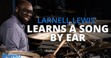 (2) Larnell Lewis Hears A Song Once And Plays It Perfectly