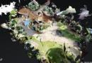 Mon Jardin avec une Insta360 et Matterport