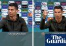 4md dollars de perte causé par le geste de Cristiano Ronaldo
