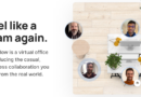 Teamflow – Feel like a team again with your own virtual office