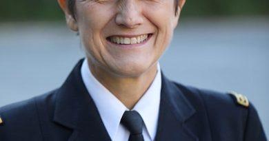 Le Gratin #161 :Isabelle Guion de Méritens, première femme générale de corps d'armée de la Gendarmerie
