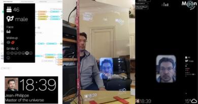 Reflets: un Framework de Miroir Connecté